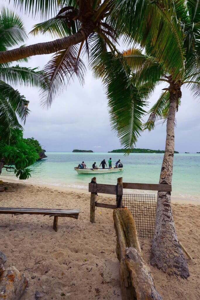 Fijian Skiff, Yacata island